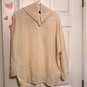 Off white , beige shirt long sleeve